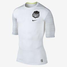 Nike Pro Core Compression Vaporizer 1/2-Sleeve Men's Football Shirt