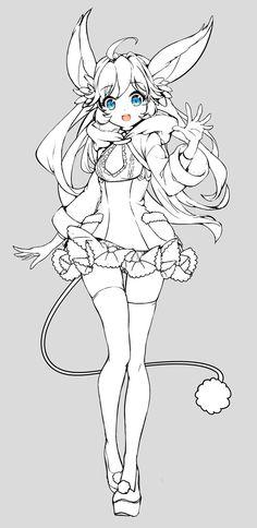 Manga Drawing Tips Beautiful Anime Girls Art Manga, Manga Drawing, Anime Art, Drawing Tips, Drawing Poses, Drawing Ideas, Character Concept, Character Art, Concept Art