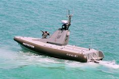 US Navy to deploy armed, robotic patrol boats |