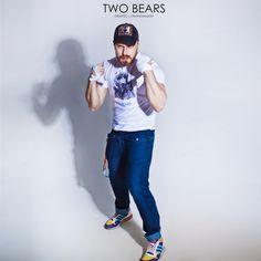#twobearsbrand #clothsmen #bear #sportwear #pride #twobears #bearwear #fetish #beartshirt #tanktop #sportwear Bear T Shirt, Sport Wear, Bears, Pride, Tank Tops, How To Wear, Clothes, Outfits, Athletic Wear