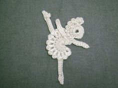 Ravelry: Ballerina motif pattern by Chinami Horiba-free pattern  http://www.ravelry.com/patterns/sources/crochet-a-little/patterns-84 patterns by this artist