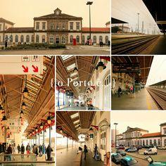 o Porto é... estação de campanhã