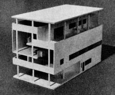 Villa Baizeau, Carthage Tunisia (1928) | Le Corbusier