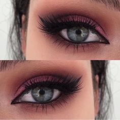 Maquiagem para os olhos com delineador gatinho Eye Makeup with Kitty Eyeliner up makeup Makeup Trends, Makeup Inspo, Makeup Inspiration, Makeup Ideas, Cute Makeup, Gorgeous Makeup, Pretty Makeup, Skin Makeup, Eyeshadow Makeup