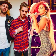 The Chainsmokers Nearly Applaud Lady Gaga's Shade - http://oceanup.com/2016/10/28/the-chainsmokers-nearly-applaud-lady-gagas-shade/
