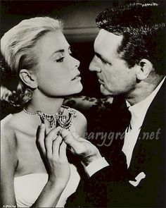 To Catch a Thief,Cary Grant and Grace Kelly - classic-movies Photo
