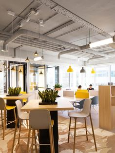 D&P Associates designed the offices for the Spaces coworking offices located in Brussels, Belgium. Located in the Diegem area close by the Open Space Office, Office Art, Industrial Office Design, Office Interior Design, Coworking Space, Space Interiors, Office Interiors, Grey Interior Doors, Workspace Design