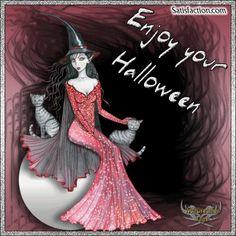 gifs animados de feliz semana de halloween - Buscar con Google