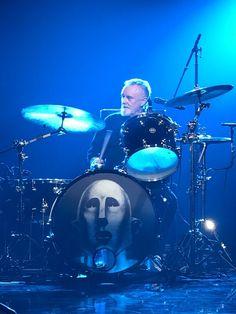 A few from tonight's incredible & gig in Queen With Adam Lambert, Rogers Drums, Adam Lambert 2017, Queen Drummer, Man On Fire, Roger Taylor Queen, Freckles Girl, Brian May, John Deacon