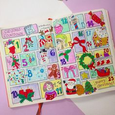 I had so much fun with the Christmas countdown #doodlewithusindecember #igchallenge Merry Xmas everyone!!!