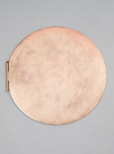 Couverture and The Garbstore - Homeware - Morie Nishimura - Small Hinged Brass Mirror