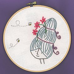 cute #embroidery