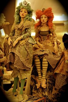 BJD art dolls by Connie Lowe Valley Of The Dolls, Half Dolls, Polymer Clay Dolls, Creepy Dolls, Doll Maker, Soft Sculpture, Ooak Dolls, Cute Dolls, Ball Jointed Dolls