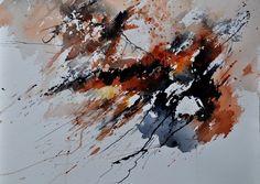 watercolor 217041, Pol Ledent