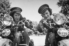 Motor Maids c.1940s