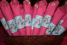 my little pony party - utensils