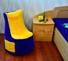 NOVETEX babzsák gyerekeknek. Bean Bag Chair, Accent Chairs, Furniture, Design, Home Decor, Upholstered Chairs, Decoration Home, Room Decor