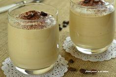 Crema+fredda+al+caffè+e+panna