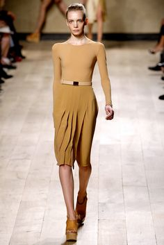 Céline Spring 2010 Ready-to-Wear Collection Photos - Vogue