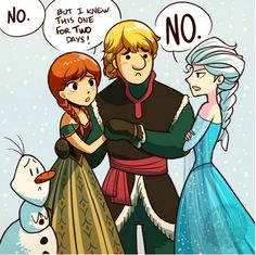 Oh Elsa ❄