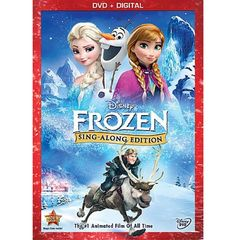 Frozen (Sing-Along Edition) (Includes Digital Copy) (W)