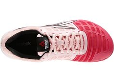 PINK!!  Women's Reebok CrossFit Nano 3.0 Shoes V53246~~I think I will buy myself a pair for my upcoming birthday!!