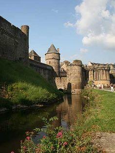 Fougeres Castle
