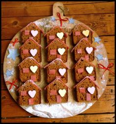 Treats for a tea party Healthy Treats, Yummy Treats, Sweet Treats, Cute Food, Good Food, Yummy Food, Party Treats, Party Snacks, Kids Birthday Treats