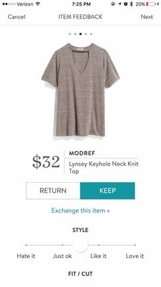 Stitch Fix Wishlist | choker neck top or tank