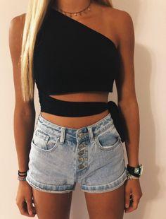 Fashion Tips Moda Cute Summer Outfits, Cute Casual Outfits, Stylish Outfits, Spring Outfits, Outfit Summer, Teen Fashion Outfits, Look Fashion, Preteen Fashion, Fashion Wear