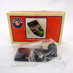 Lionel Track Lighted Lock-On 6-14112 NEW #Lionel
