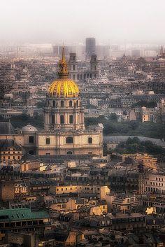 Hotel des Invalides, Paris, France