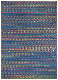 Pizzazz Sapphire Rugs - Capel Rugs