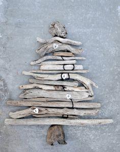 Wood Christmas tree ♥