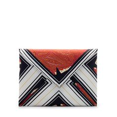 Image 1 of STAR PRINT CLUTCH BAG from Zara