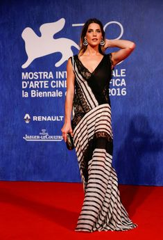 Actress Ashley Greene attends the red carpet for the movie 'In Dubious Battle' at the 73rd Venice Film Festival in Venice, Italy, September 3, 2016. REUTERS/Alessandro Bianchi