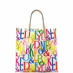 Dooney Burke Clear Totes Db Retro Lunch Bag Tote Bags
