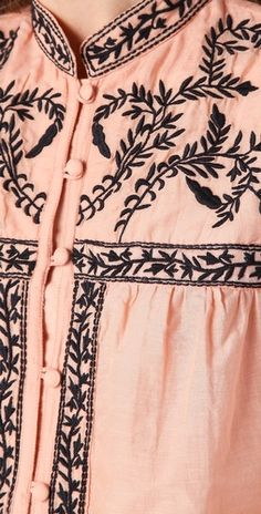Embroidery [ALICE by Temperley]