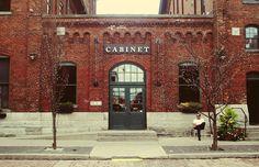 Cabinet : Toronto - Distillery District