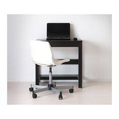 LAIVA Desk IKEA Built-in cable management for collecting cables and cords out of sight but close at hand.