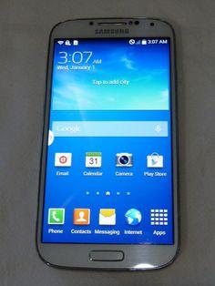 $140 #Sale Samsung Galaxy S4 Verizon 16GB Smartphone Cellphone SCH-I545 White/Black Clean #Samsung #Smartphone http://www.ebay.com/itm/Samsung-Galaxy-S4-Verizon-16GB-Smartphone-Cellphone-SCH-I545-White-Black-Clean-/272267382658?ssPageName=STRK:MESE:IT