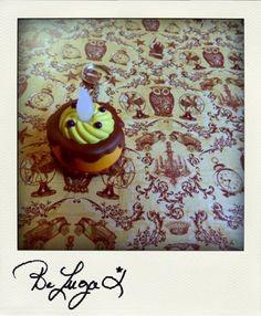 Nonanniversaire Pumpkin CheeseCake - Unbirthday Pumpkin CheeseCake