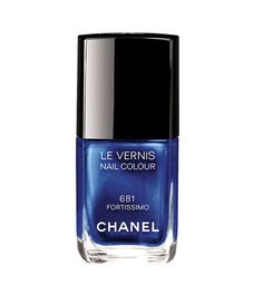La collection de maquillage Blue Rhythm de Chanel