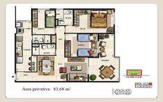 Apartamentos a venda na(o) Barra, condominio Barra Central Park-