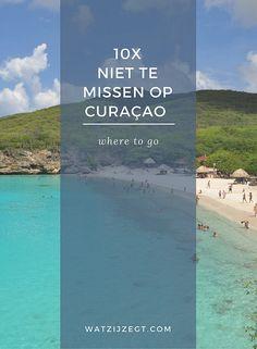 These spots shouldn't be missed on Curacao! // Deze 10 plekken Curaçao mag je zeker niet overslaan