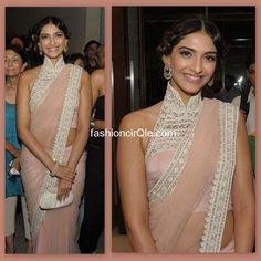 Oops She Did It Again : Sonam Kapoor in Deepti Pruthi Sonam Kapoor Pernias Pop Up Shop Deepti Pruthi
