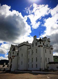 Blair Castle, Blair Atholl, Perthshire, Scotland