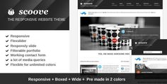 This Deals Scoove responsive corporate website themeThis site is will advise you where to buy