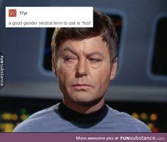 Star Trek text posts [15/?]                                                                                                                                                                                 More