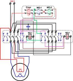 Схема реверса двигателя стиральной машины